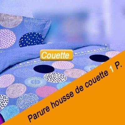 PARURE COUETTE 1 PERSONNE
