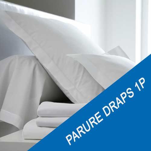 location parure draps petit lit Agde